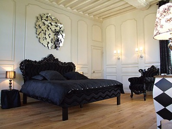 d co maison baroque. Black Bedroom Furniture Sets. Home Design Ideas